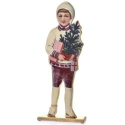 Ξύλινο αγοράκι 58cm