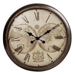 Ρολόι τοίχου polyresin